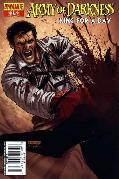 Army of Darkness #13 Comic Books - Covers, Scans, Photos  in Army of Darkness Comic Books - Covers, Scans, Gallery