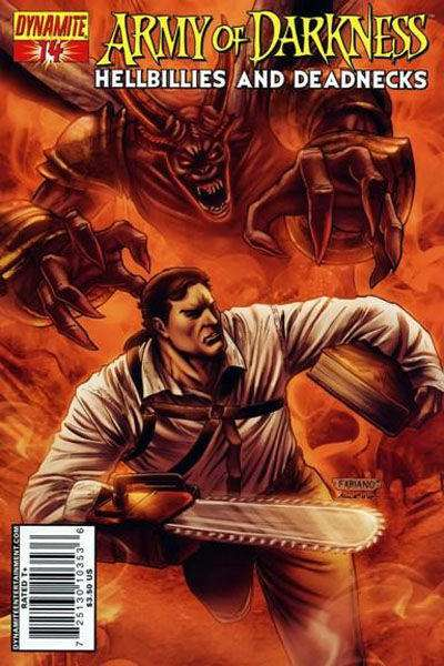 Army of Darkness #14 Comic Books - Covers, Scans, Photos  in Army of Darkness Comic Books - Covers, Scans, Gallery