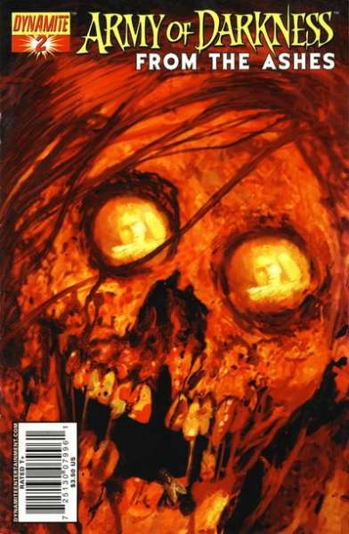 Army of Darkness #2 Comic Books - Covers, Scans, Photos  in Army of Darkness Comic Books - Covers, Scans, Gallery