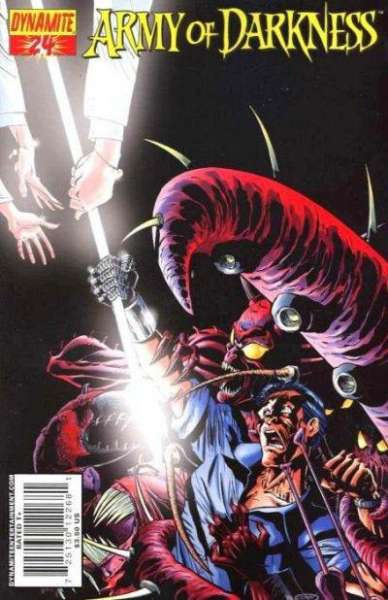 Army of Darkness #24 comic books for sale