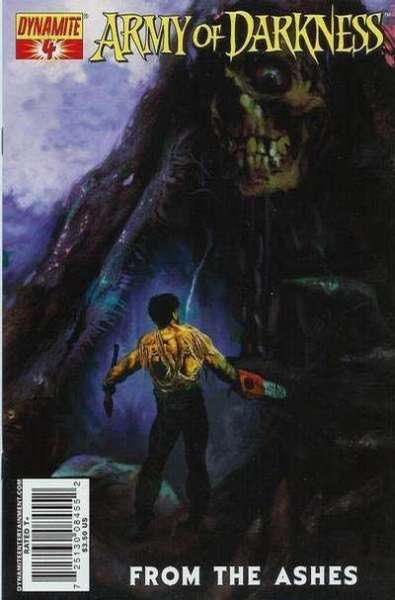 Army of Darkness #4 comic books for sale
