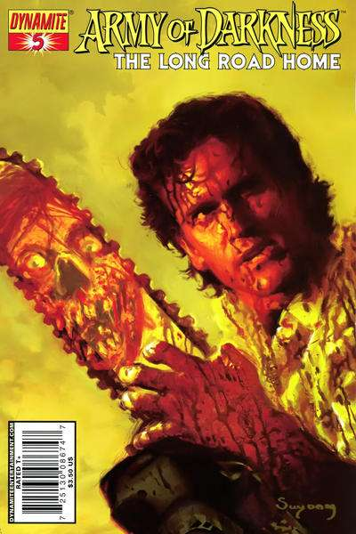 Army of Darkness #5 Comic Books - Covers, Scans, Photos  in Army of Darkness Comic Books - Covers, Scans, Gallery