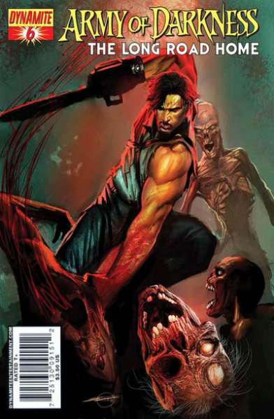 Army of Darkness #6 Comic Books - Covers, Scans, Photos  in Army of Darkness Comic Books - Covers, Scans, Gallery