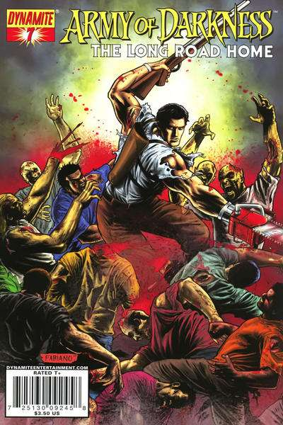 Army of Darkness #7 comic books for sale