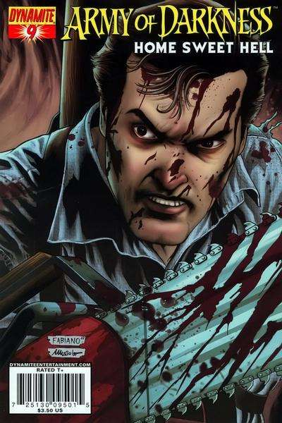 Army of Darkness #9 Comic Books - Covers, Scans, Photos  in Army of Darkness Comic Books - Covers, Scans, Gallery