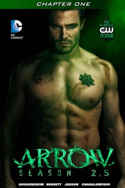 Arrow Season 2.5 Comic Books. Arrow Season 2.5 Comics.