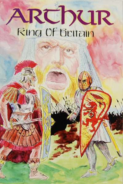 Arthur: King of Britain #4 comic books for sale