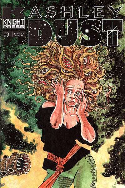 Ashley Dust #3 comic books - cover scans photos Ashley Dust #3 comic books - covers, picture gallery