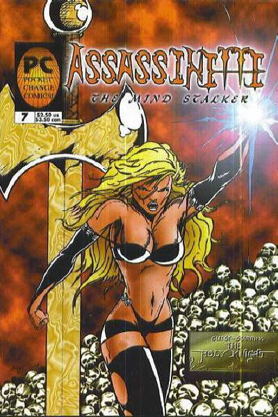Assassinette #7 comic books for sale