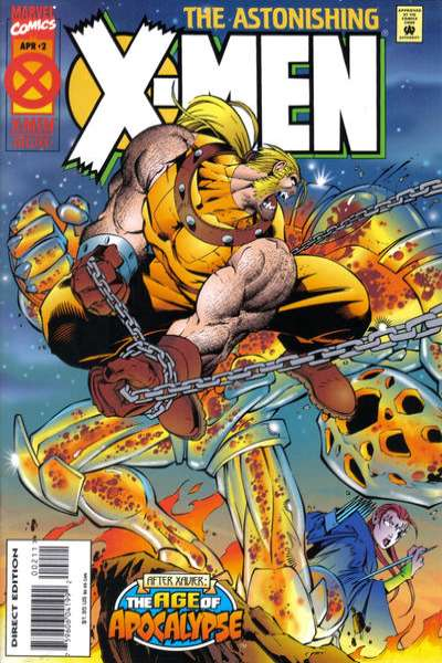 Astonishing X-Men #2 comic books for sale