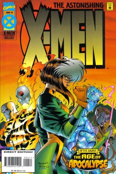 Astonishing X-Men #4 comic books for sale