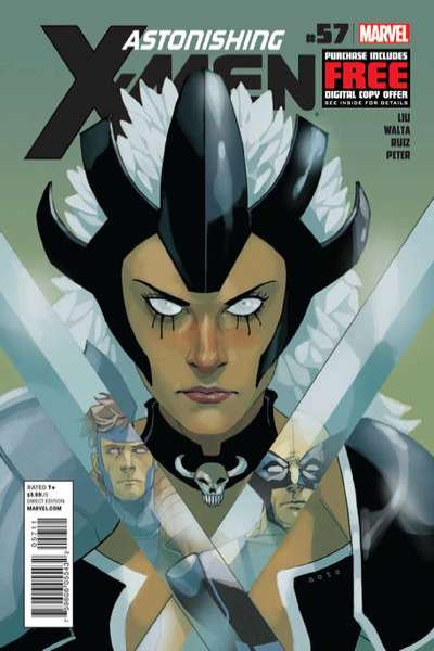 Astonishing X-Men #57 comic books for sale