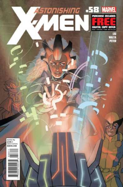 Astonishing X-Men #58 comic books for sale