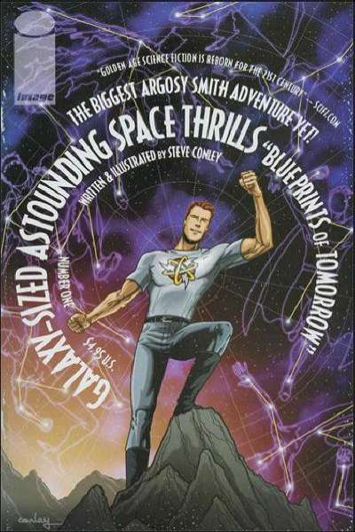 Astounding Space Thrills: The Comic Book #1 comic books for sale