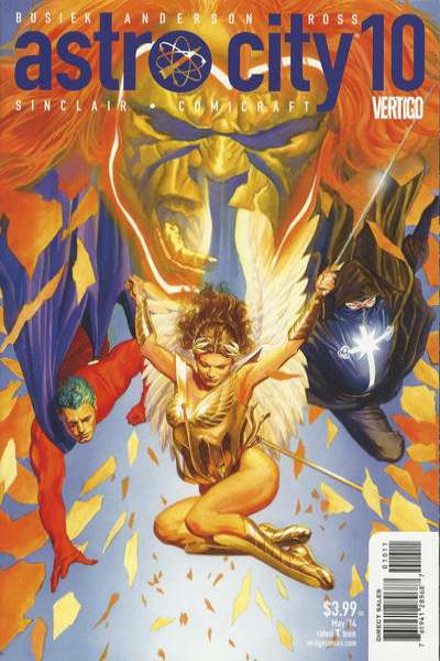 Astro City #10 comic books for sale