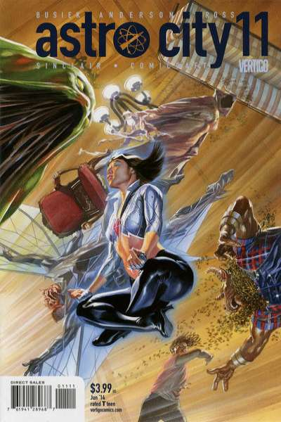 Astro City #11 comic books for sale