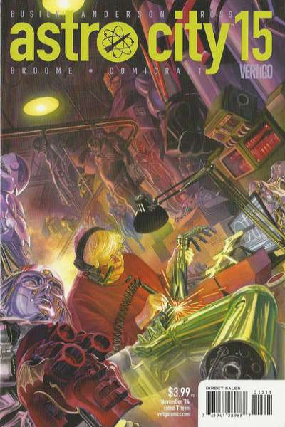 Astro City #15 comic books for sale