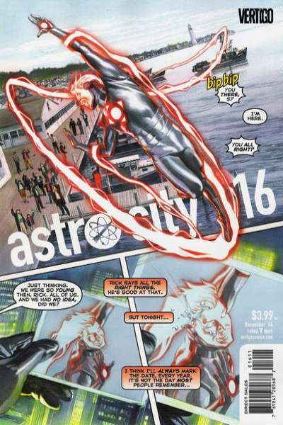 Astro City #16 comic books for sale
