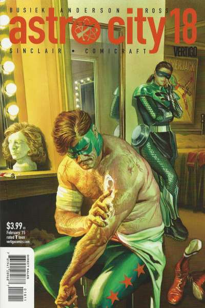 Astro City #18 comic books for sale