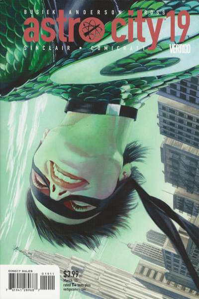 Astro City #19 comic books for sale