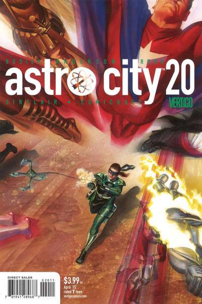 Astro City #20 comic books for sale