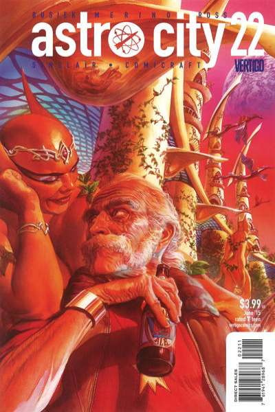 Astro City #22 comic books for sale
