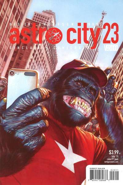 Astro City #23 comic books for sale