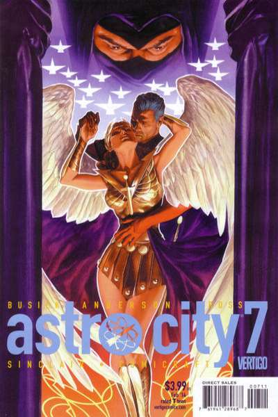 Astro City #7 comic books for sale