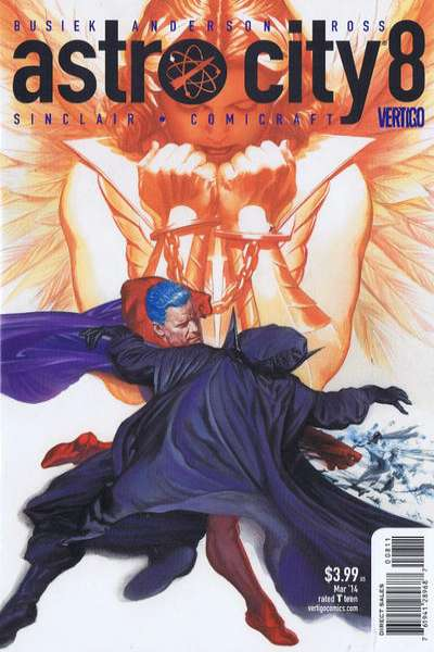 Astro City #8 comic books for sale