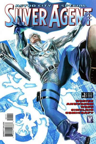 Astro City: Silver Agent Comic Books. Astro City: Silver Agent Comics.