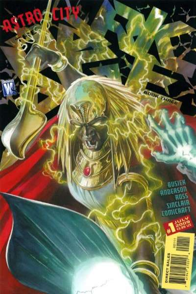 Astro City: The Dark Age: Book 3 #1 comic books - cover scans photos Astro City: The Dark Age: Book 3 #1 comic books - covers, picture gallery