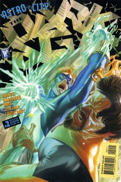 Astro City: The Dark Age: Book 3 #2 Comic Books - Covers, Scans, Photos  in Astro City: The Dark Age: Book 3 Comic Books - Covers, Scans, Gallery