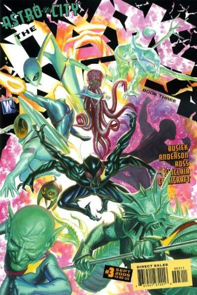 Astro City: The Dark Age: Book 3 #3 comic books for sale