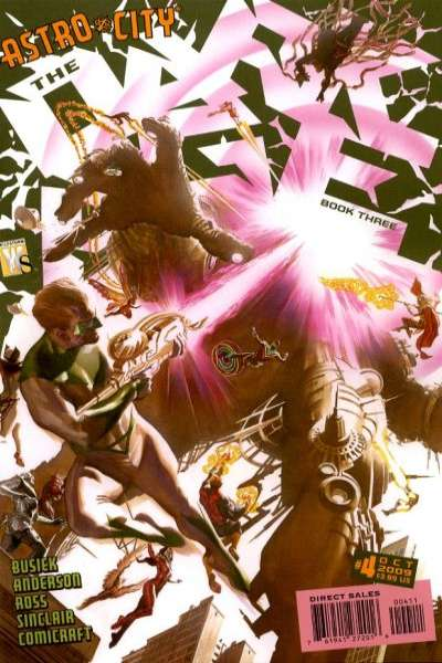 Astro City: The Dark Age: Book 3 #4 comic books for sale
