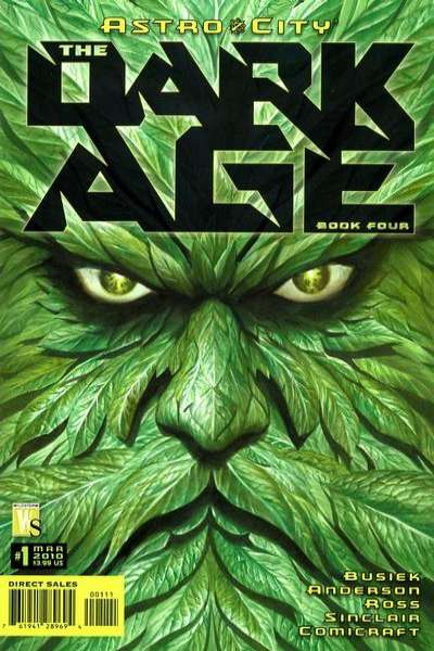 Astro City: The Dark Age: Book 4 comic books