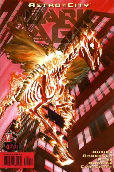 Astro City: The Dark Age: Book 4 #3 comic books for sale