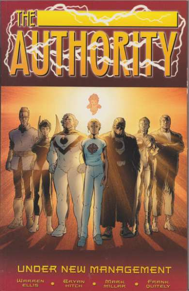 Authority #2 comic books - cover scans photos Authority #2 comic books - covers, picture gallery