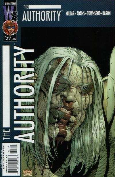 Authority #27 comic books for sale