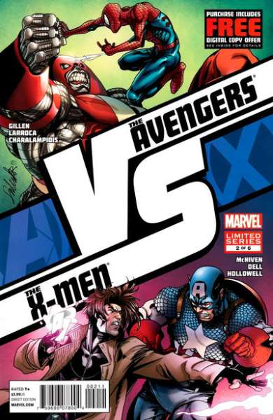 AvX vs. #2 Comic Books - Covers, Scans, Photos  in AvX vs. Comic Books - Covers, Scans, Gallery