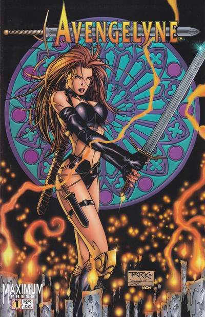 Avengelyne # comic book complete sets Avengelyne # comic books