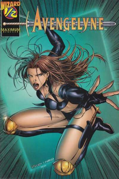 Avengelyne #0 comic books - cover scans photos Avengelyne #0 comic books - covers, picture gallery