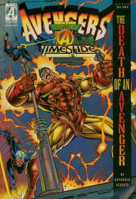 Avengers #395 Comic Books - Covers, Scans, Photos  in Avengers Comic Books - Covers, Scans, Gallery