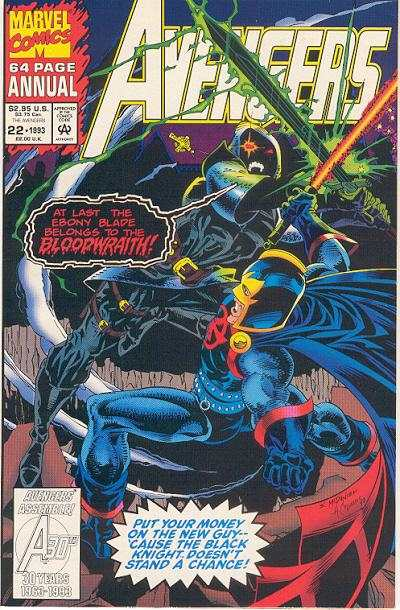 Avengers #22 comic books for sale