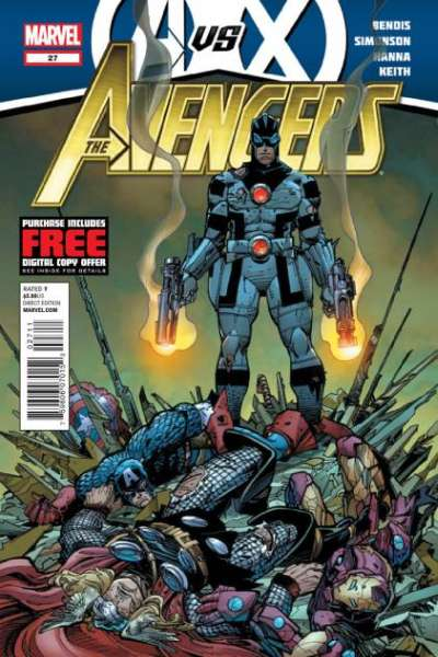 Avengers #27 comic books - cover scans photos Avengers #27 comic books - covers, picture gallery