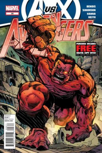 Avengers #28 Comic Books - Covers, Scans, Photos  in Avengers Comic Books - Covers, Scans, Gallery