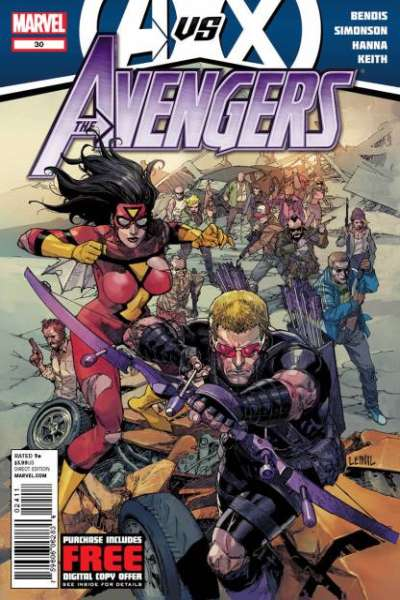 Avengers #30 comic books for sale