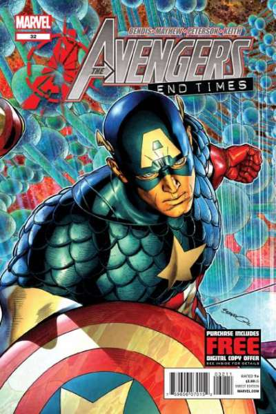 Avengers #32 Comic Books - Covers, Scans, Photos  in Avengers Comic Books - Covers, Scans, Gallery