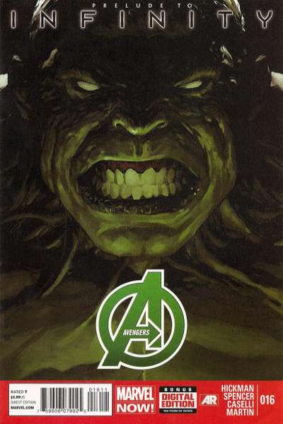 Avengers #16 comic books for sale