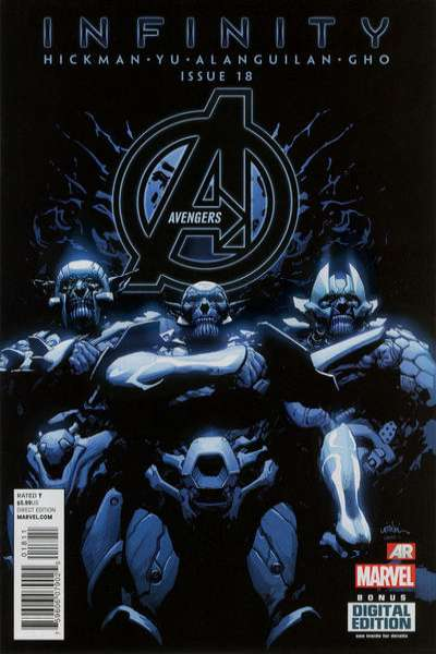 Avengers #18 Comic Books - Covers, Scans, Photos  in Avengers Comic Books - Covers, Scans, Gallery