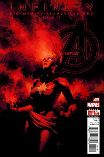 Avengers #19 Comic Books - Covers, Scans, Photos  in Avengers Comic Books - Covers, Scans, Gallery
